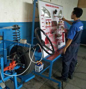 Kegiatan Praktik Siswa Eletrical enginering