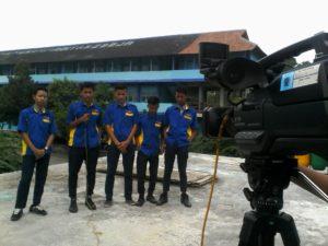 Praktik video shooting