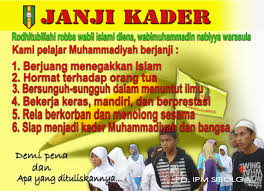 Janji Kader IPM