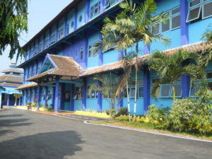 Gedung A SMK MUHA