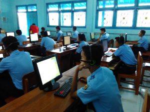 Ujian Nasional Berbasis Komputer ( UNBK )