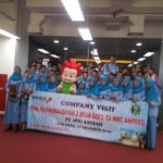 Kunjungan Industri di MNC Jakarta