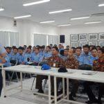 Kunjungan di PT Kawasaki Motor Jakartaa