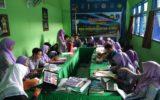 Mahasiswa UNNES PPL di SMK DUTA